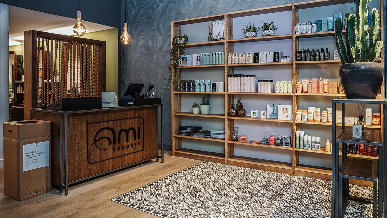 Header Ami Salon Barendrecht