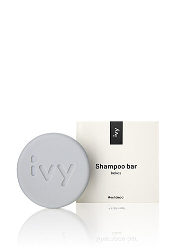 IVY Hair Care Shampoo bar kokos