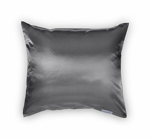Beauty Pillow Kussensloop Antracite 60x70