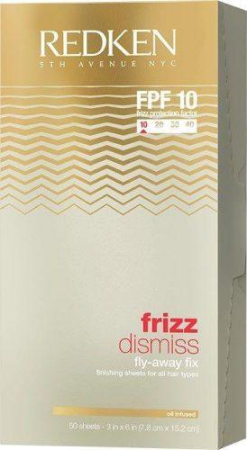 Redken Frizz Dismiss Fly-Away Fix 50 sheets