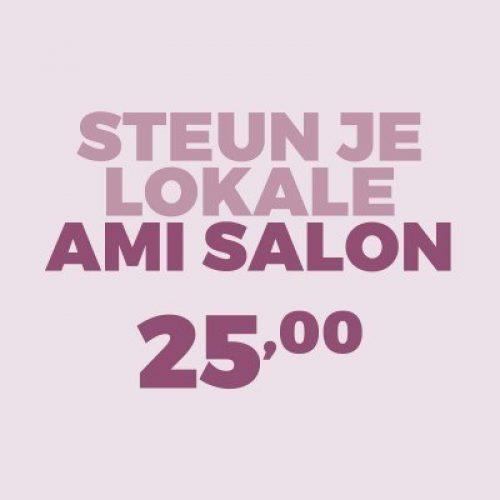 AMI Waardebon 25 euro