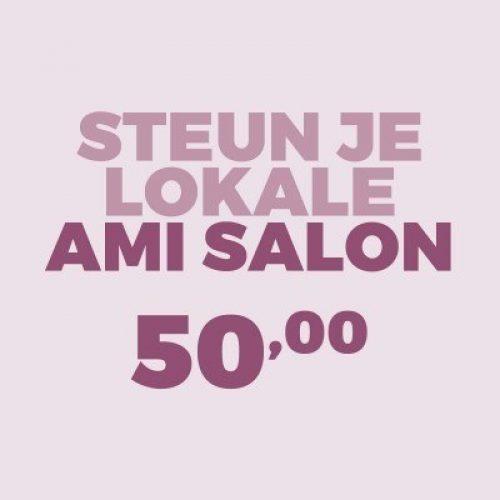 AMI Waardebon 50 euro