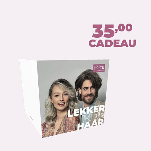 Waardebon 35 euro