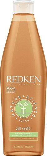 Redken Nature Science All Soft Shampoo 1000ml