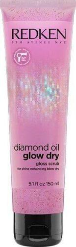 Redken Glow Dry Gloss Scrub 150ml